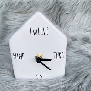 Rae Dunn Accents - Rae Dunn House Clock